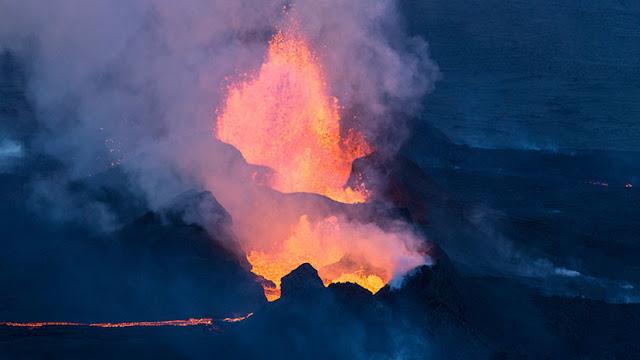 El calentamiento global puede derivar en más erupciones volcánicas