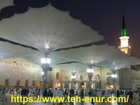 Hari Pertama di Madinah, Shalat Tahajud Dan Subuh di Masjid Nabawi