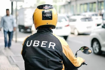 Uber Telat Masuk ke Bisnis Ojek