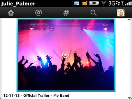 Twitter v4.4.0.11 for BlackBerry