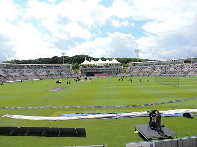 hamshire cricket club ground rose bowl