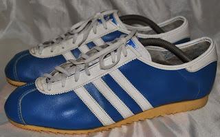 Nouveaux produits 1ad33 36959 Kopa Bundle: Vintage Adidas Rekord Austria shoes-10UK