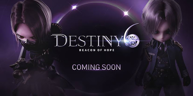 Destiny 6 Indonesian Server Pre-Register