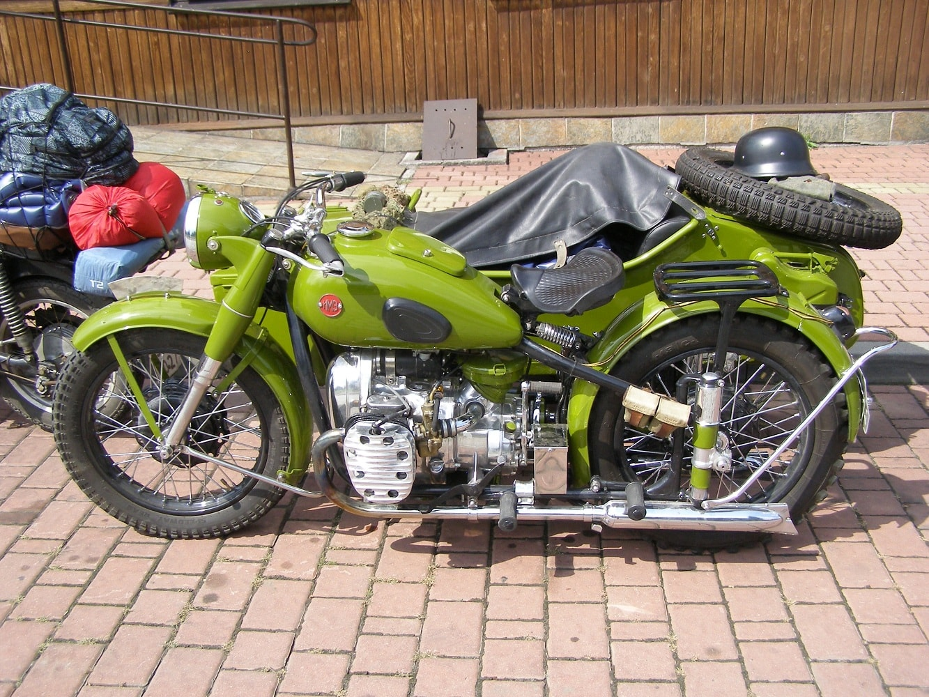 Ural Motorcycles History Tech Specs Facts