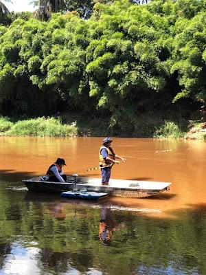 Serviço Geológico do Brasil e Agência Nacional de Águas (ANA) divulgam boletim de monitoramento do rio Paraopeba (MG) de 31/01