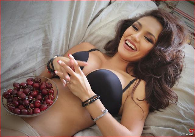 Эротические фотографии Ольги Серябкиной