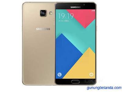 Cara Flashing Samsung Galaxy A9 SM-A9100