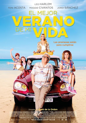 El Mejor Verano De Mi Vida [Spanish]