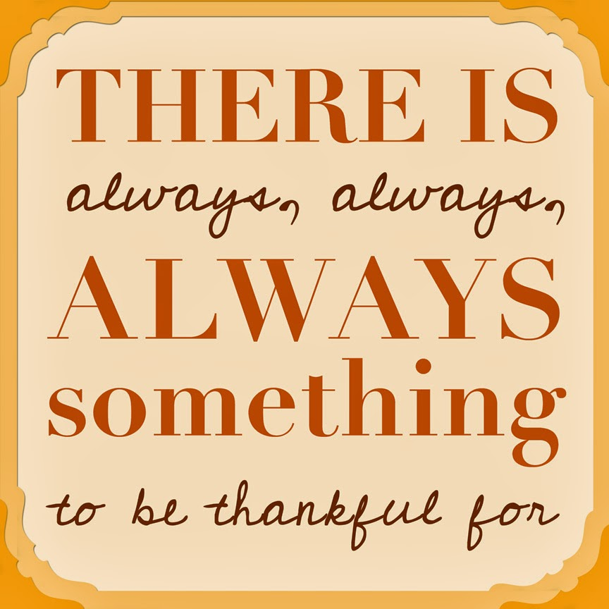 Thankful Thursday Quotes: Thankful Thursday - Gratitude And The Quiet