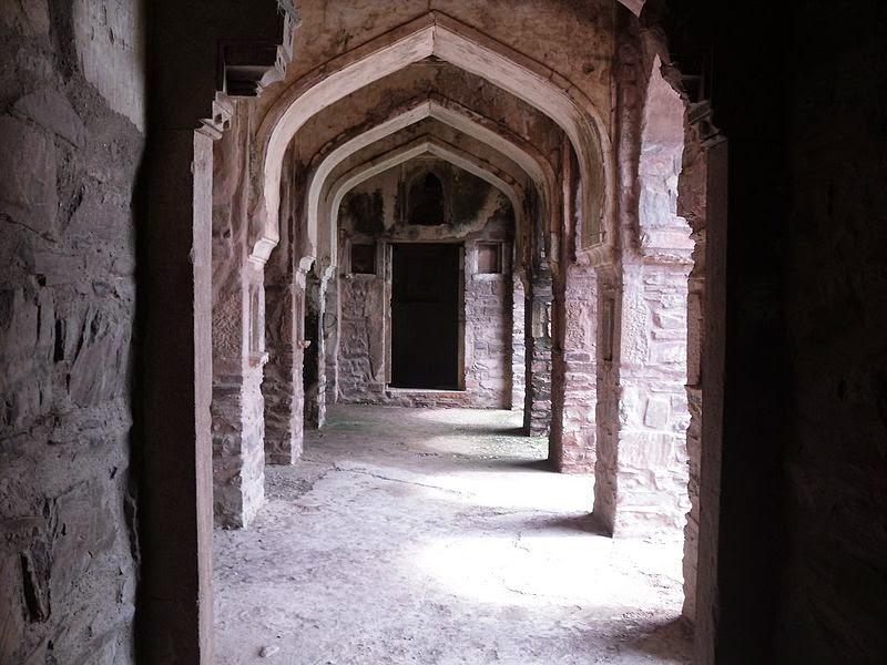 Bhangarh Fort Fort inside image