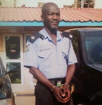 police kills wife egbeda lagos