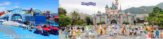 Hongkong cheap tour