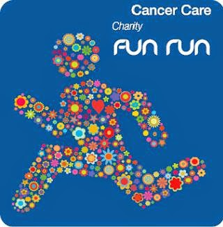 8th Four Seasons Cancer Care charity fun run, 22nd August 2015