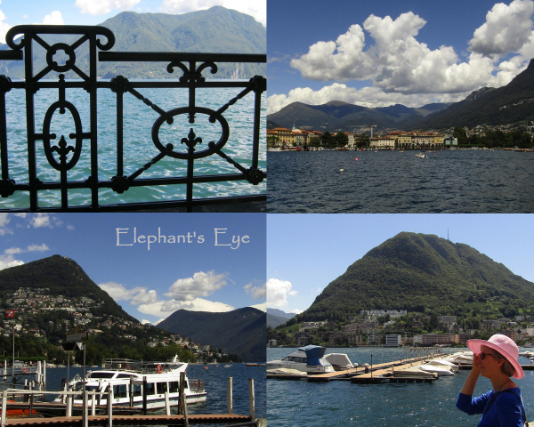 Lugano on the First of August