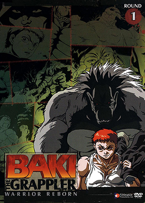 Grappler Baki (TV) [24/24] [HDL] 50MB [Sub Español] [MEGA]