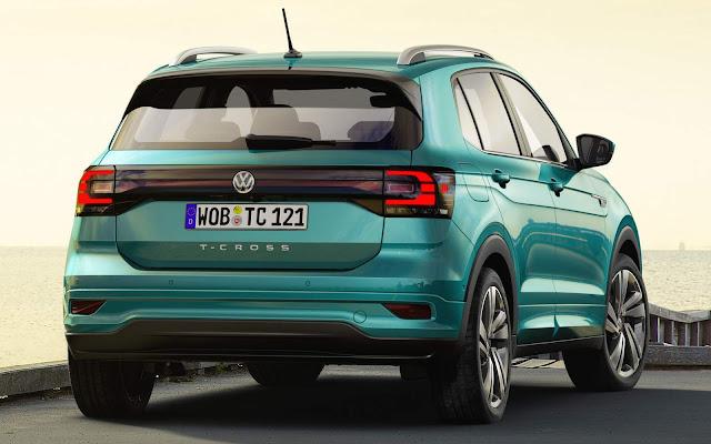 Volkswagen T-Cross - Preço
