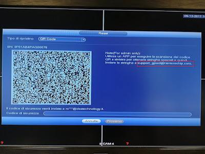 Reset Password Dahua3