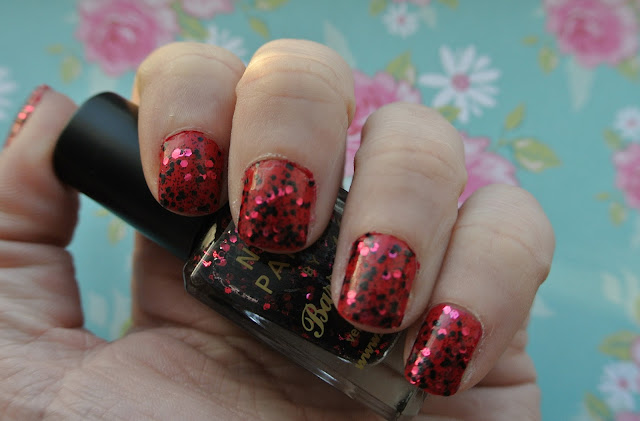 barry m ruby glitter nails inc st james