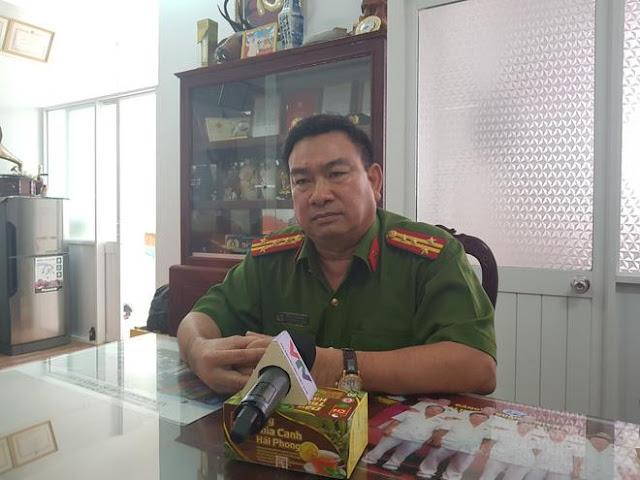 """Đại tá Trần Văn Sáu: """"Công an quận Ninh Kiều phải trả viện phí cho đạo diễn Việt"""""""