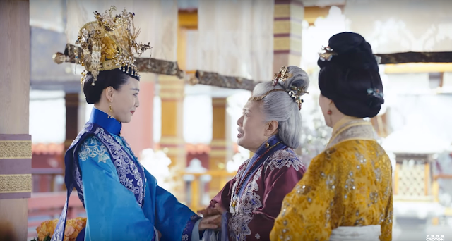Princess Weiyoung final episode 54 recap