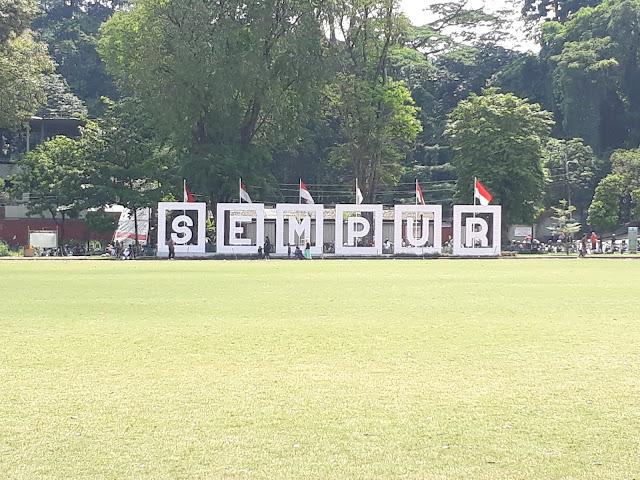 Lapangan Sempur Kota Bogor