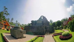 Gambar peninggalan kerajaan Hindu Buddha  Mengenal Agama