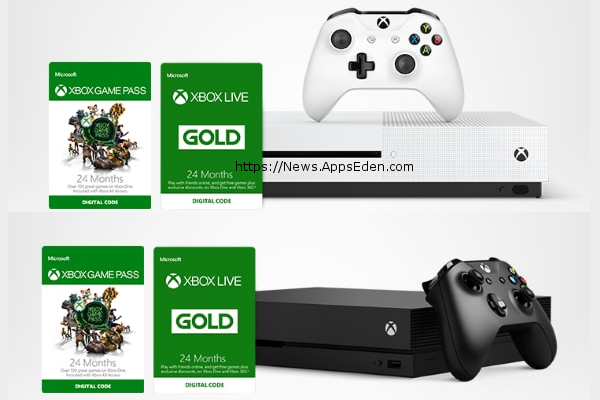 Microsoft launches Xbox All Access subscription program with No upfront cost and One low monthly price for 24 months