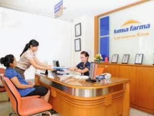 Rekrutmen Karyawan Baru Min SMA SMK D3 S1 Semua Jurusan PT Kimia Farma (Persero) Tbk Penerimaan Seluruh Indonesia