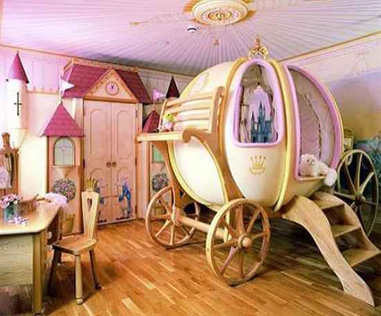 en güzel kız çocuk odaları
