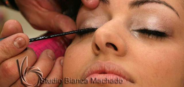 fotos maquiagem de noiva