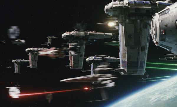 Ulasan: STAR WARS: THE LAST JEDI (2017)