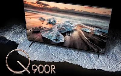 Review Smart QLED Tivi 8K Samsung 65 inch 65Q900R mới ra mắt trong năm 2019