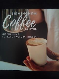 コーヒーフェスティバルのちらしの写真