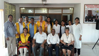 Senior Citizens Rights - An Awarness Campaign of Calangute Free Legal Aid Cell
