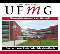 Apostila Concurso Universidade Federal de Minas Gerais - UFMG Técnico Administrativo 2016