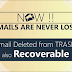 How To Recover Permanently Deleted Emails In XgenPlus Email Server?