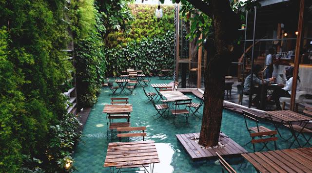 Cafe Populer Di Bandung