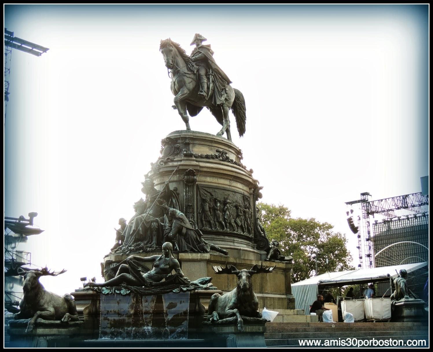 Filadelfia: Eakins Oval