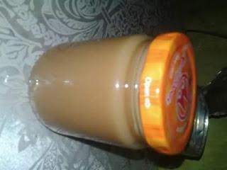 resep caramel milk pengganti selai