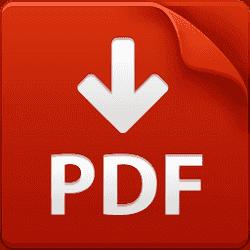 မိမိဖုန္းထဲ႔မွာ PDF စာအုပ္ေတြကုိ  အလြယ္ဆုံး ဖတ္ရႈႏုိင္မယ္႔ PDF Utility v5.5  Apk
