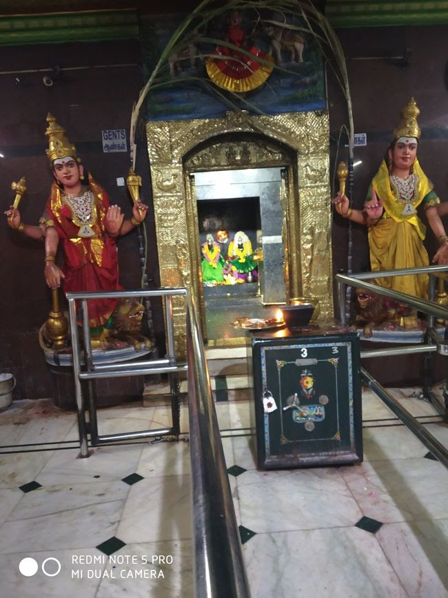 Ooty Mariamman Temple Moolasthanam