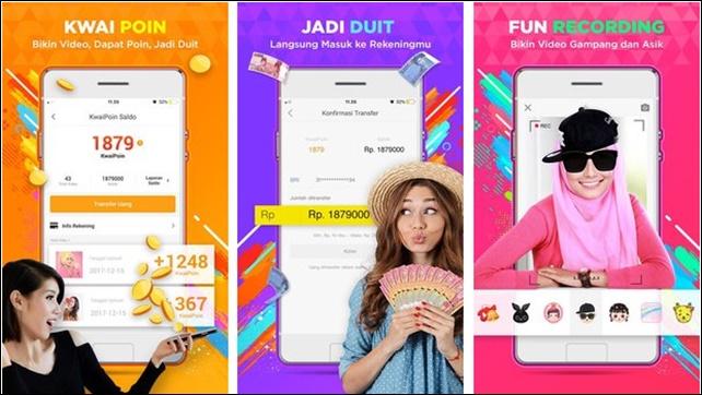Kwai Go, Aplikasi Video Pendek Yang Menghasilkan Uang