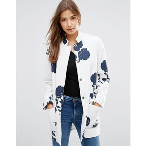Cora structured jacket, $98 from b. Young