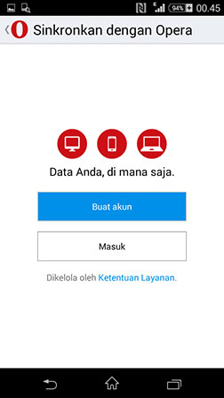 opera mini we browser apk