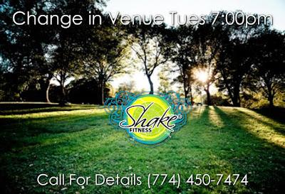 Shake Fitness, Shake Dance Fitness Studio, Northboro MA