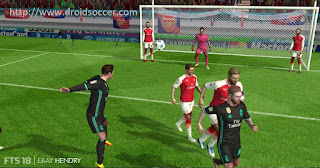 First Touch Soccer 2018 HD by ‎Ebay Hendry Apk + Data Obb