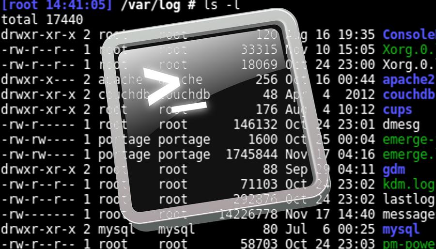 Comandos y comodines en Linux