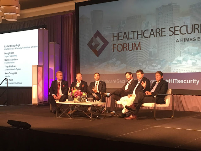 Healthcare Security Forum, Boston 2018