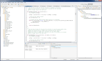 Eclipse example screenshot