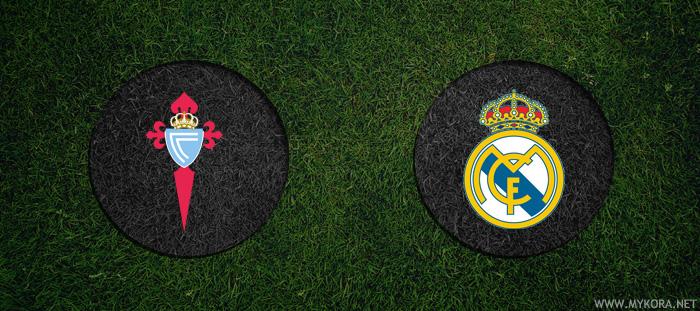 ريال مدريد وسيلتا فيغو بث مباشر